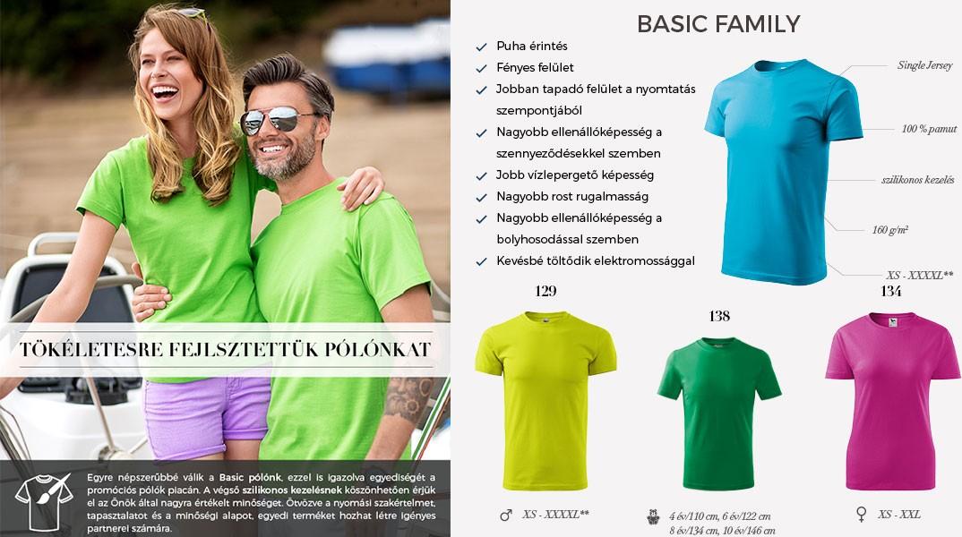 Basic pólók